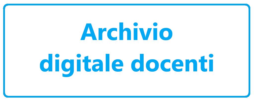 Archivio digitale docenti.