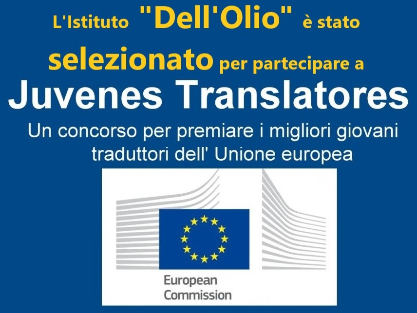 "Concorso europeo ""Juvenes Translatores""."