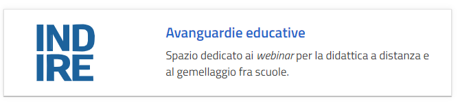 Avanguardie educative.