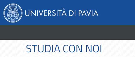 Università degli Studi di Pavia - orientamento universitario.