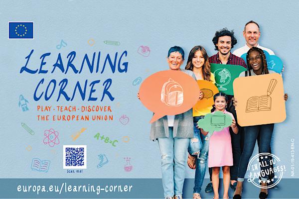 Learning corner EU.