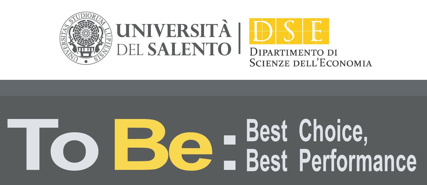 Università degli Studi del Salento - orientamento universitario.