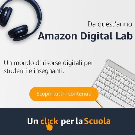 """Amazon - """"Digital lab""""."""